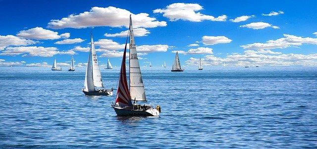 sailing boat Patrick Crawford